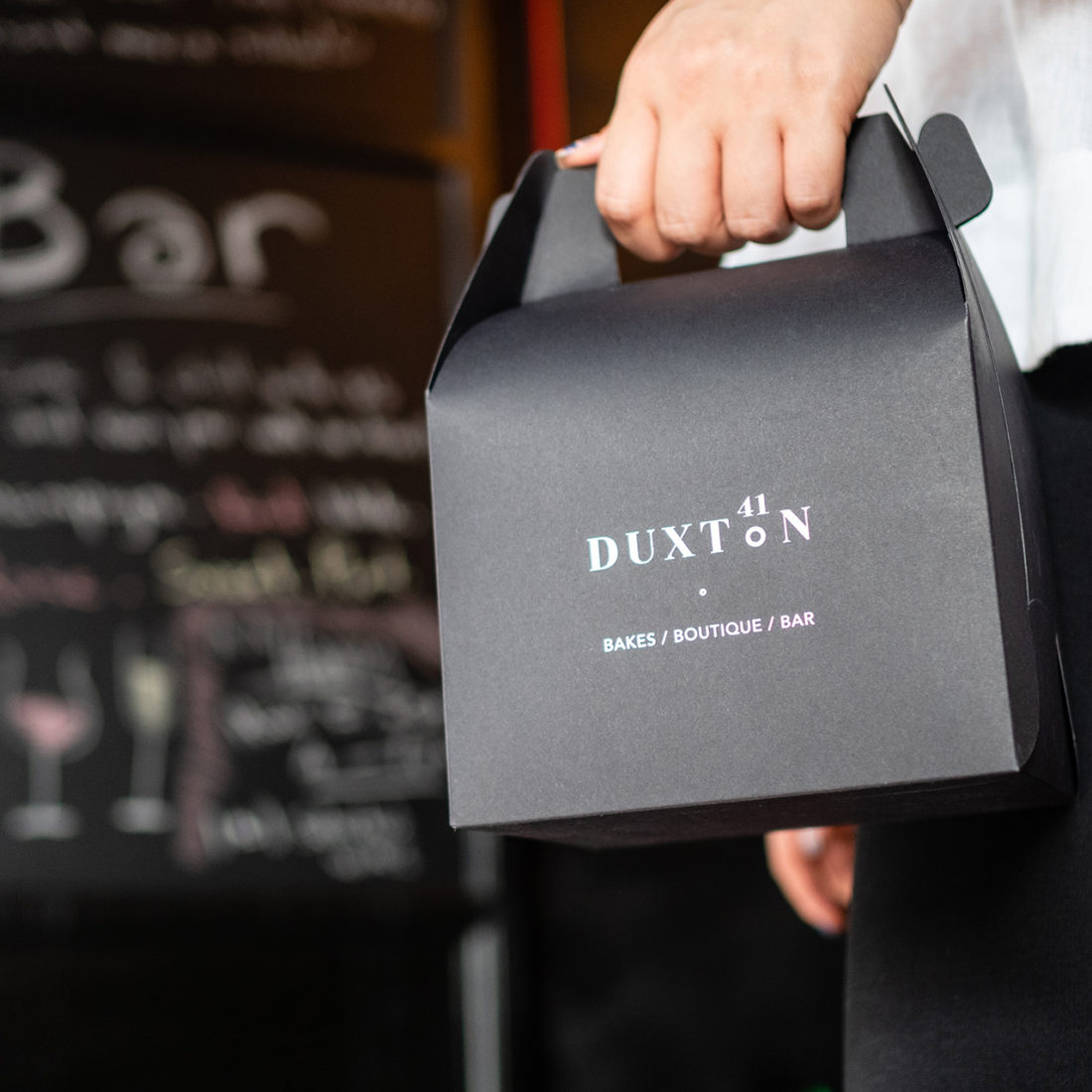 Duxton41 packaging design brand strategy