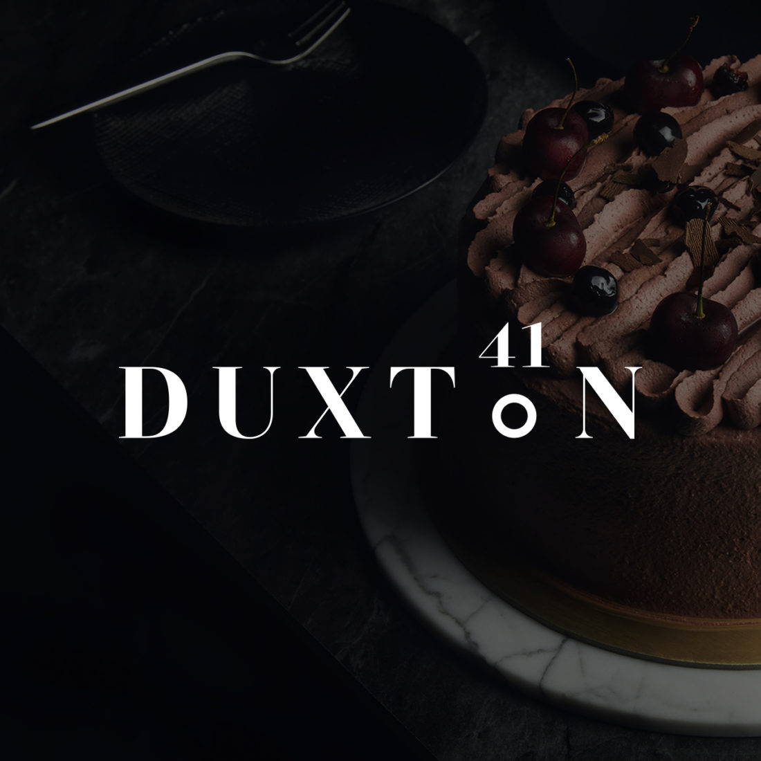 Duxton 41 logo photography