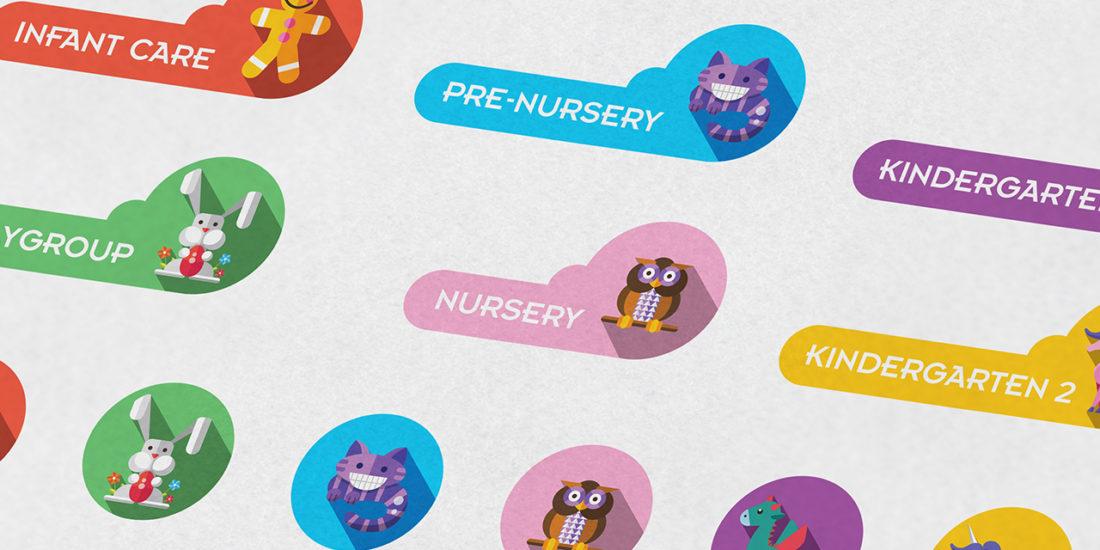Initium Academy mascot design