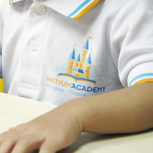 Initium Academy uniform design