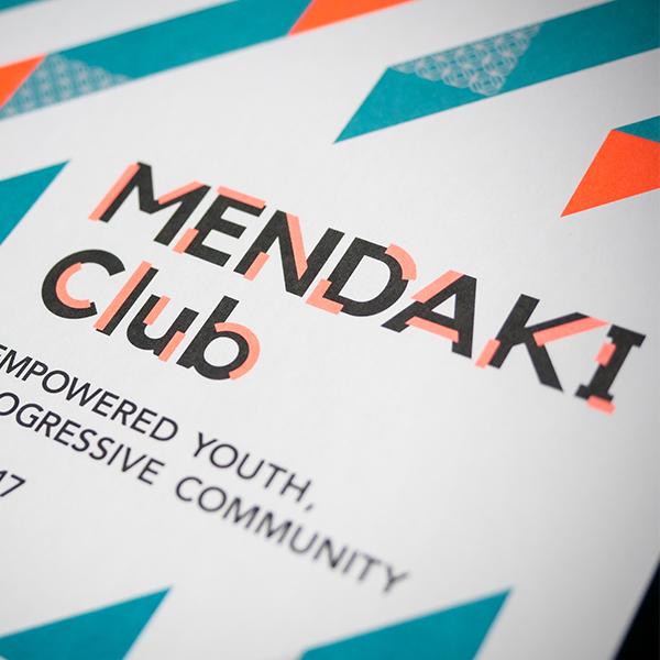 Mendaki Club Collateral Design