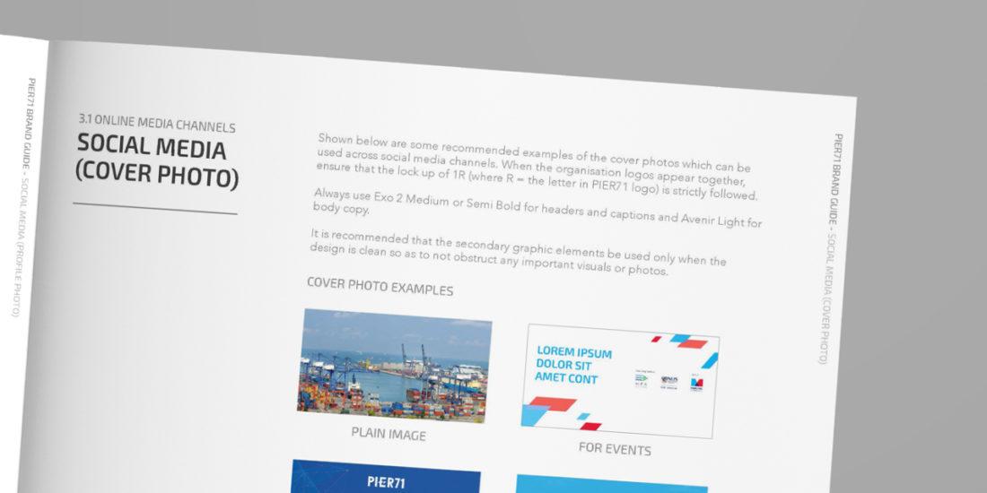Pier71 brand manual