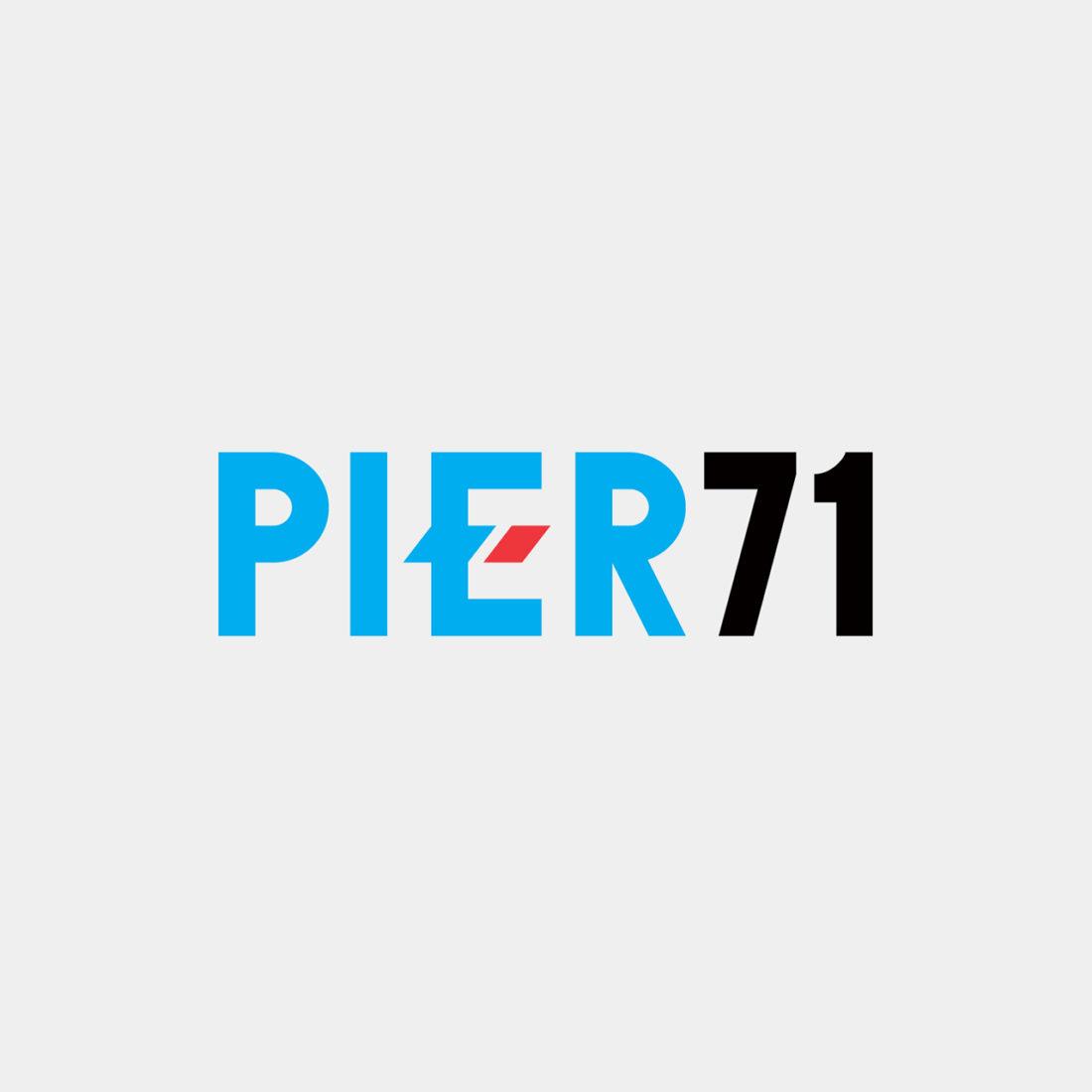 Pier71 logo